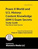 Praxis II World and US History 5941