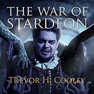 The War of Stardeon Audiobook