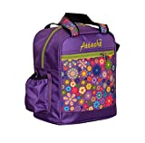 #8: Attache Lunch Bag (Purple)