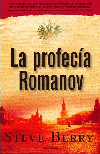 La Profecía Romanov descarga pdf epub mobi fb2