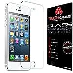 TECHGEAR� Apple iPhone 5s 5c 5 GLASS...