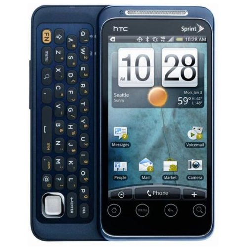 Link to HTC EVO Shift 4G No Contract Sprint Cell Phone Discount !!