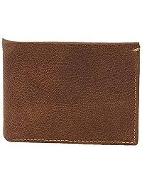 RK International Brown Men's Wallet - B01AJY0RY0