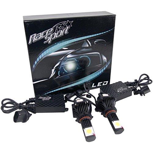 Race Sport 9005-Led-G1-Kit 5,000K True Led Headlight Conversion Kit (9005 Base)