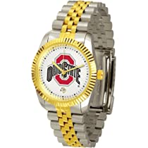 "Ohio State Buckeyes NCAA ""Executive"" Mens Watch"