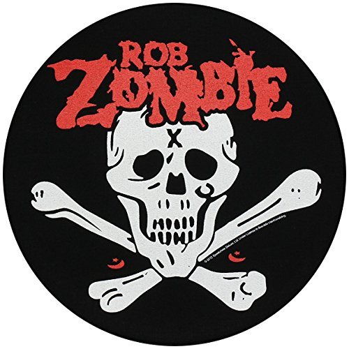 Toppa Rob Zombie Dead Return Helloween