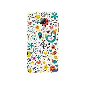 Garmor Designer Plastic Back Cover For Samsung Galaxy J5 SM-J500F