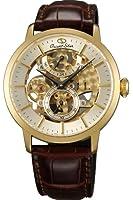 [オリエント]ORIENT 腕時計 ORIENTSTAR オリエントスター Vintage Skeleton LE フルスケルトン 手巻き マスコミモデル 【数量限定】 WZ0011DX メンズ