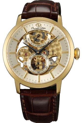 Orient Watch Orientstar Orient Star Vintage Skeleton Le Full Skeleton Hand Winding Media Model [Amount-limited] Wz0011dx Men