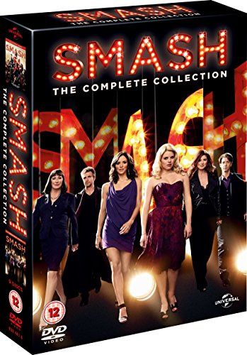 Smash: The Complete Collection (9 Dvd) [Edizione: Regno Unito]