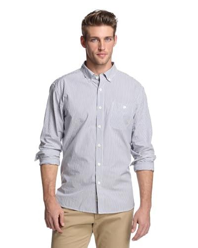 Todd Snyder Men's Balanced Stripe Shirt