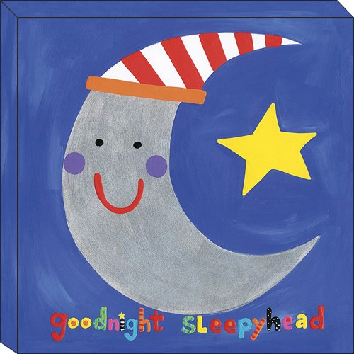 Moon And Stars Nursery Theme