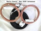 G5RV Standard - 10-80 Meters Multiband HF Wire Antenna