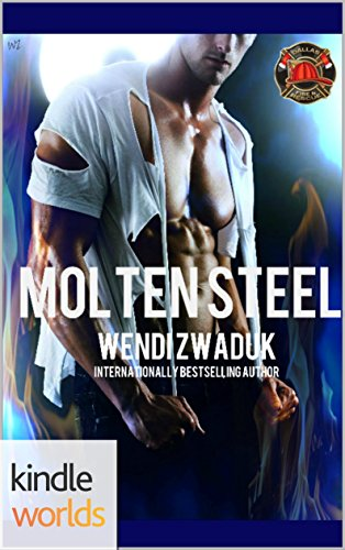 Dallas Fire & Rescue: Molten Steel (Kindle Worlds Novella) (Nathalia Hotel Series Book 1) (Hotel Dallas compare prices)