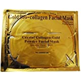 Luxurious 24k Gold Bio-collagen Facial Mask (5pcs) By Pro Natural Inc.