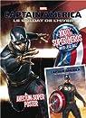 Captain America, Le soldat de l'hiver : Ave..