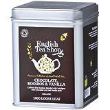 English Tea Shop Rooibos Chocolate Vanilla Organic Loose Tea 100 g