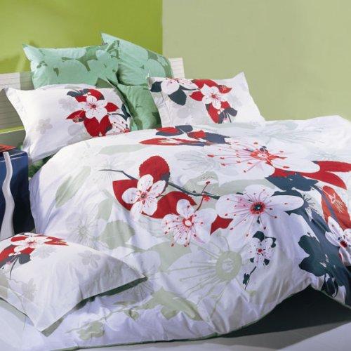 Asian queen bedding