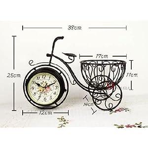 : 自転車 時計