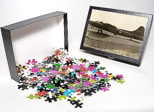 Photo Jigsaw Puzzle of Boeing B-17F Flying Fortress April 1942