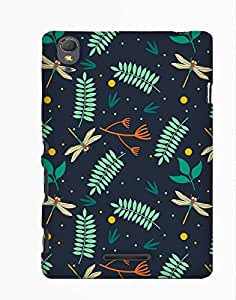 PickPattern Back Cover for Sony Xperia T3