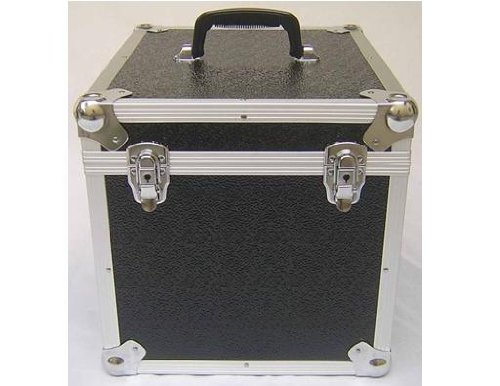 Neo 100lp Aluminum Silver Or Black Storage Dj Case For 100