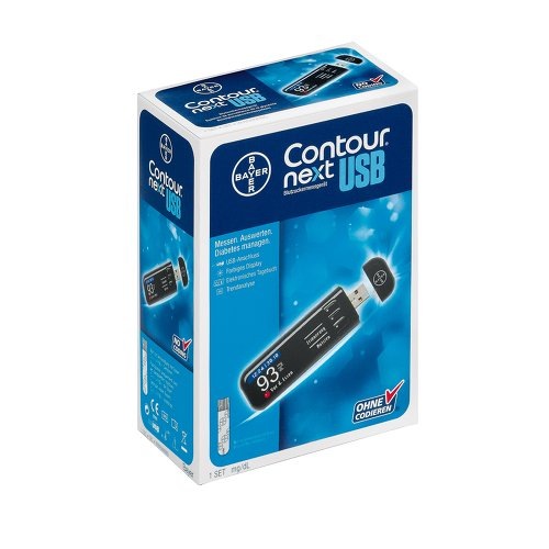 CONTOUR Next USB mg/dl 1 St