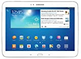"Samsung Galaxy Tab 3 Tablette tactile 10.1"" Processeur Intel Atom dual-core 1,6 GHz 16 Go Android Jelly Bean 4.2.1 Bluetooth WiFi Blanc"