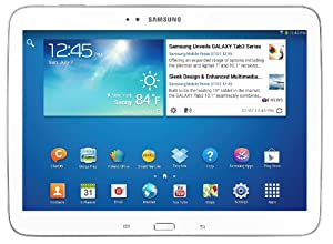 Samsung Galaxy Tab 3 (10.1-Inch, White) 2013 Model