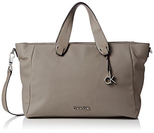 Calvin Klein - CRYSTAL CROSSBODY TOTE, Borse da donna, pavement, OS