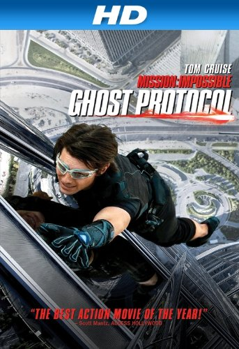 Mission: Impossible Ghost Protocol [HD]