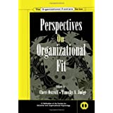 Perspectives on Organizational Fit (SIOP Organizational Frontiers Series)by Cheri Ostroff