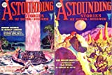 img - for Illustrated Astounding Stories of Super Science May PLUS Astounding Stories of Super Science June 1930 book / textbook / text book
