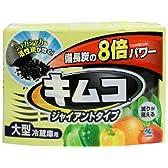 小林製薬 キムコ 脱臭キムコ 冷蔵庫用 ジャイアントサイズ(1コ入)
