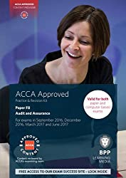 ACCA F8 Audit and Assurance: Practice and Revision Kit