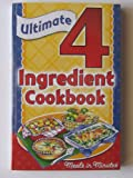 img - for Ultimate 4 Ingredient Cookbook book / textbook / text book