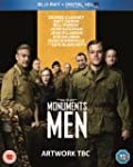 The Monuments Men [Blu-ray + UV Copy]