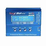 GoolRC SKYRC iMAX B6 ミニ専門バランス チャージャー 充電器/放電器 RCバッテリー充電用( SKYRC IMAX B6 、 B6ミニバランス充電器)