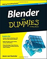 Blender For Dummies, 3rd Edition Front Cover