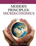 img - for By Tyler Cowen - Modern Principles: Microeconomics (2nd edition) (12.12.2011) book / textbook / text book