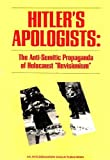 img - for Hitler's Apologists: The Anti-Semitic Propaganda of Holocaust Revisionism by Anti-Defamation League (1993-03-04) book / textbook / text book