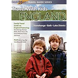 Travel With Kids: England