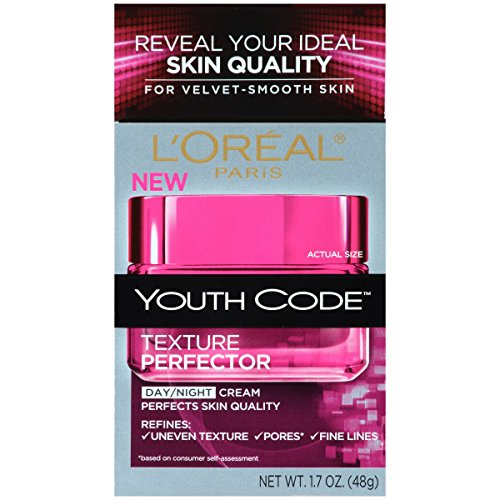 Loreal Youth Code Texture Perfector Day/Night Cream, Pack of 3 (Youth Code Day Night Cream compare prices)