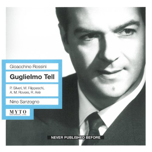Guillermo Tell - Rossini - CD