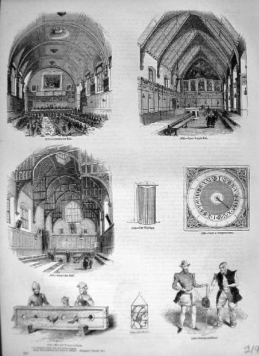 c1890-lincolns-inn-temple-hall-hampton-clock-grays