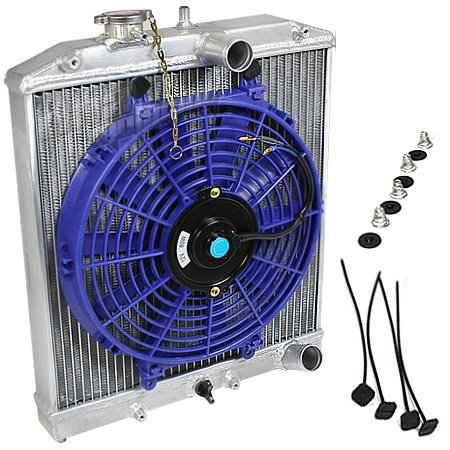 best radiators installing radiator fan
