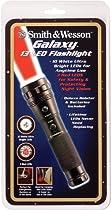 Smith & Wesson Galaxy 13 LED Flashlight (10 White LED & 3 Red LED)