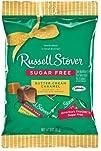 Russell Stover Sugar Free Peg Bag 3-Ounce Butter Cream Caramel