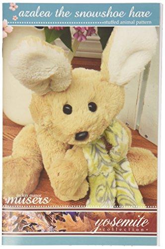 McKay Manor Musers Azalea The Snowshoe Hare Stuffed Animal Pattern