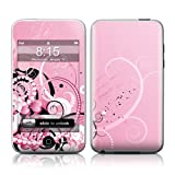 iPod Touch 2nd / 3rd Gen - Her Abstraction - High quality precision engineered removable adhesive vinyl skin for iPod Touch released in 2008 & 2009 (2nd and 3rd Generations)by DecalGirl